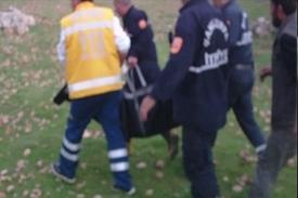 Şanlıurfa'da gölete düşen çocuk öldü VİDEO