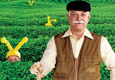 Turkcell Şanlıurfalı çiftçilerin işine