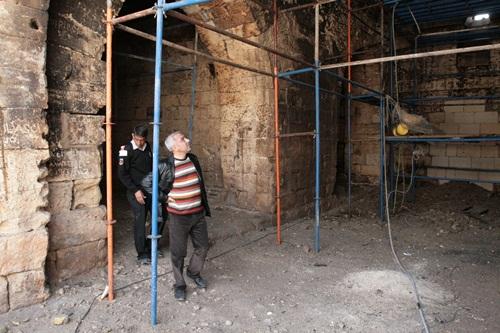 Harran Kalesinde Restorasyon Çalışmaları Devam Ediyor