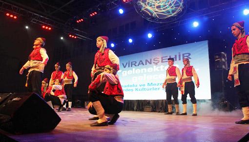 11. Türkçe Olimpiyatları Viranşehir'de Yapıldı-video