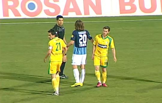 Adana Demirspor: 1 Şanlıurfaspor: 1