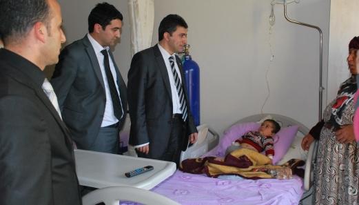 Ceylanpınar Devlet Hastanesine yeni 30 yataklı servis açıldı