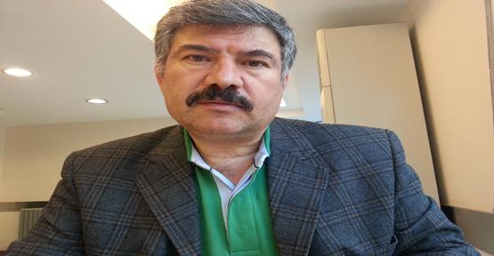 Hasan Oğul, Eyyübiye Belediye Başkan Aday Adaylığını açıkladı