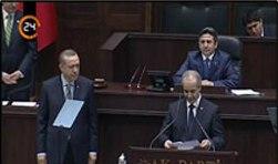 Eski CHP'li vekil Salih Fırat AK Parti'ye katıldı VİDEO