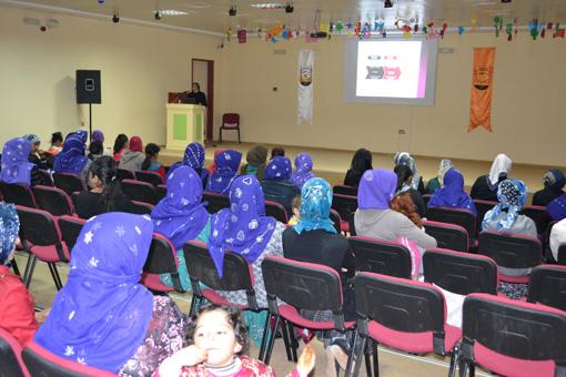 Eyyübiyeli kadınlara temizlik semineri verildi