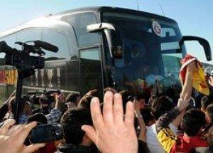 Galatasaray'ın Cuma Namazı hassasiyeti