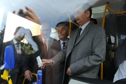 Turkcell ile şehir içi yolculuk dönemi başladı