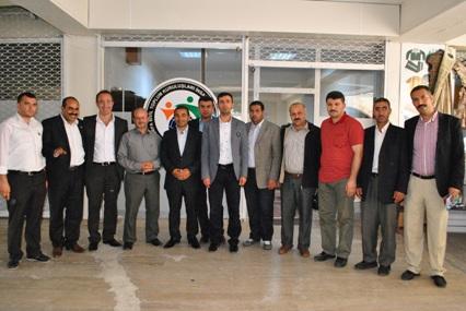 Suriye Yarım Platformuna ilgi devam ediyor