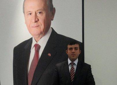 Şanlıurfa MHP'de istifa şoku