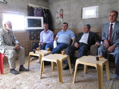 AK Partiden Orhangazi ve Paşabağı muhtarlarına ziyaret