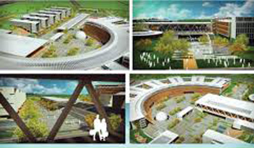 Şanlıurfa'ya eğitim kampüsü kurulacak!
