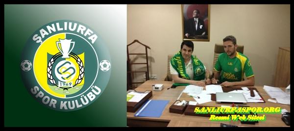 Şanlıurfaspor ilk transfer; Erciyesspor'dan Ozan