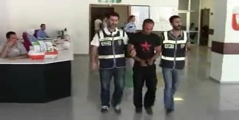 Cinayet Zanlısı Yakalandı VİDEO
