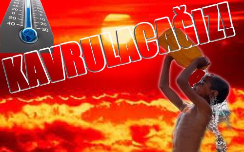 Urfa'da Sıcaklıklar Yakacak!