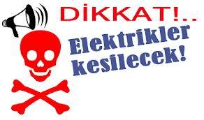 Urfa'nın Yarısında Elektrikler Kesik