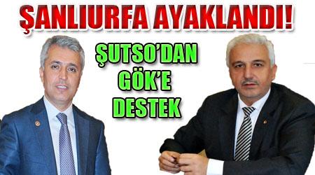 ŞUTSO'dan Vekil Gök'ün teklifine tam destek