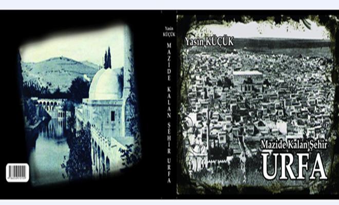 """Yasin Küçük'ten """"Mazide Kalan Şehir Urfa"""" sergisi"""
