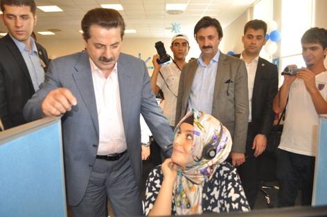 CMC, 400 işçi ile Şanlıurfa'da işe başladı VİDEO