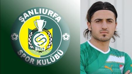 Milli Futbolcu İsmail Odabaşı Şanlıurfaspor'a imza attı