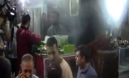 Şanlıurfa'da Ciğercilere Gece Baskını VİDEO