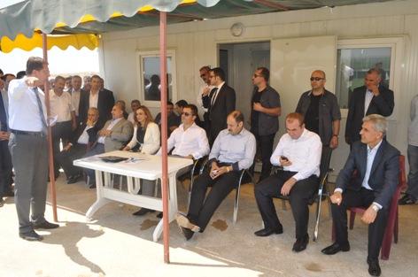 Bakan Suat Kılıç, Şanlıurfaspor tesislerini inceledi VİDEO