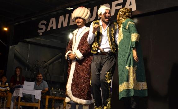 Ramazan'da Belediyeden; Zoraki İzdivaç adlı oyun