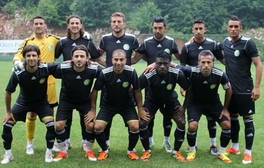 Şanlıurfaspor 2. Hazırlık Maçında 3-2 Yendi