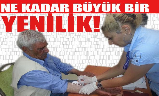 170 Bin Nüfuslu Viranşehir'e Alerji Testi Cihazı!