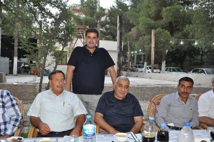 CHP İl Sekreteri Murat Yazar'dan iftar