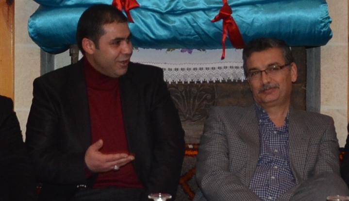 Güvenç'ten Dede Osman Avni Baba Derneğine ziyaret VİDEO