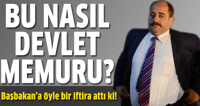 Savcı Zekeriya Öz'den Başbakan'a iftira!
