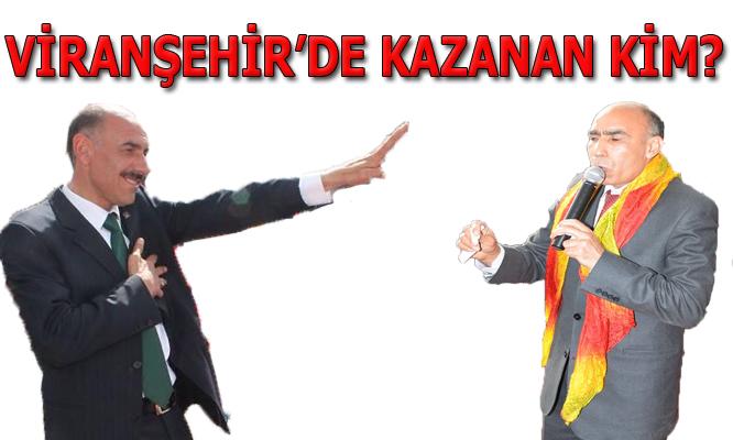 Viranşehir'de oylar sayıldı, İşte Yeni Belediye Başkanı