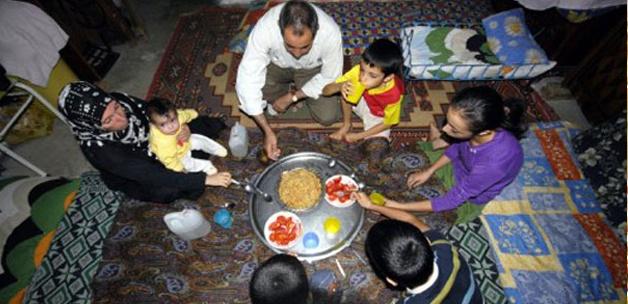 İşte dört kişilik ailenin yoksuluk sınırı