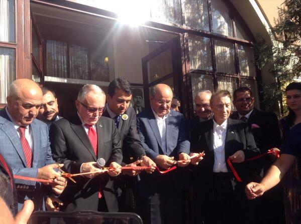 Şanlıurfa Halfeti El Sanatları Sergisi Ankara'da Açıldı