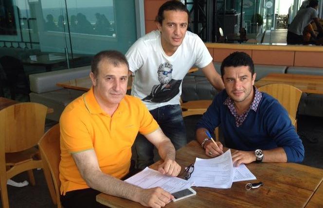 Rodrigo Tello imzayı attı