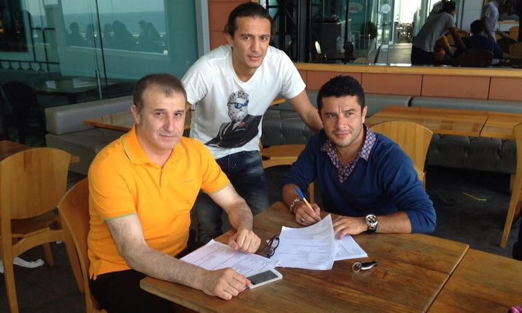 Rodrigo Tello imzayı attı, Şampiyonluk istedi