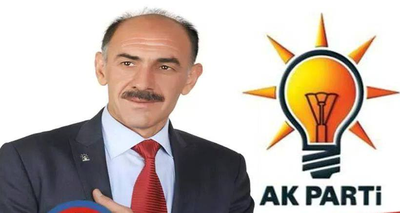 Viranşehir'de İbrahim Gelin Milletvekili Aday adayı oldu