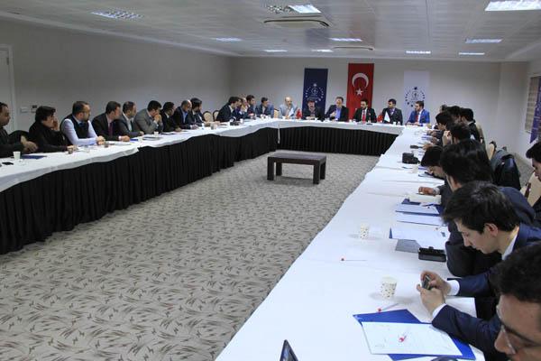 TÜMSİAD Bölge Toplantısı yapıldı