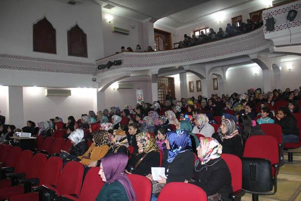 'Kadın ve Sağlık' adlı konferans düzenlendi