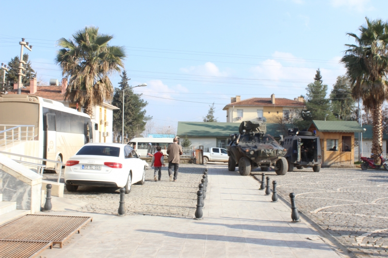 Ceylanpınar'daki silahlı çatışmayla ilgili 4 kişi tutuklandı
