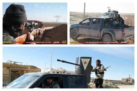 PYD ile IŞİD arasında şiddetli çatışmalar