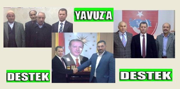 Mersav Aşireti Mustafa Yavuz'da birleşti