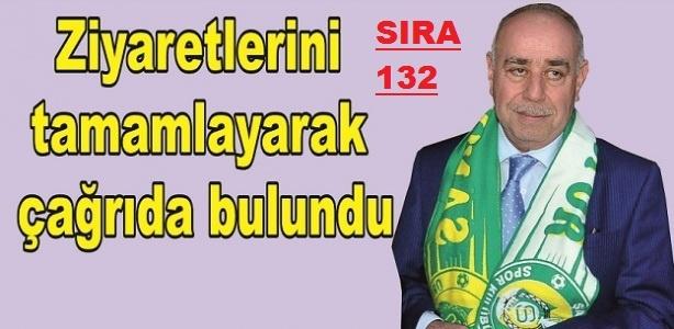 Mahmut Mirkelam: Yeni Türkiye için aday oldum