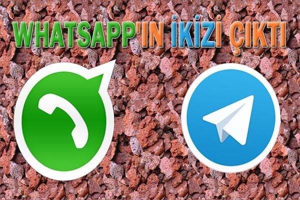 WhatsApp'ın ikizini çıkardılar