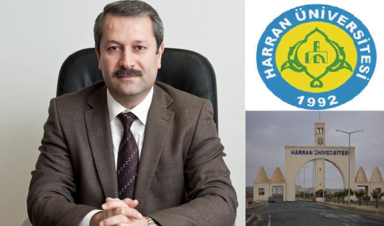 Urfalı Prof. Yazgan İTÜ'den Harran Üniversitesine rektör adayı oldu