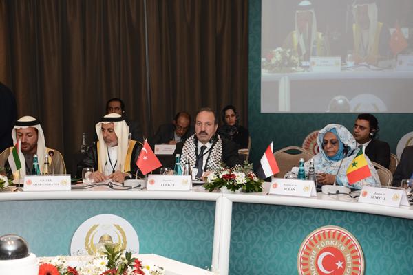 Özcan, Paris Diyalogu Forumuna katılıyor