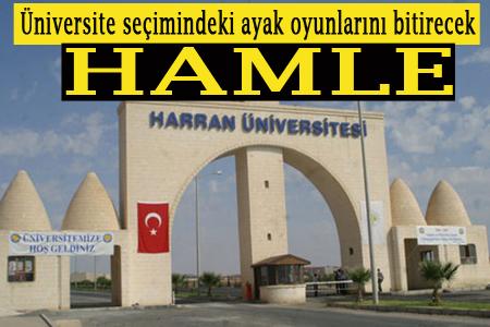 Taşaltun Harran Üniversitesinde Rektör Olmak için Başvurdu