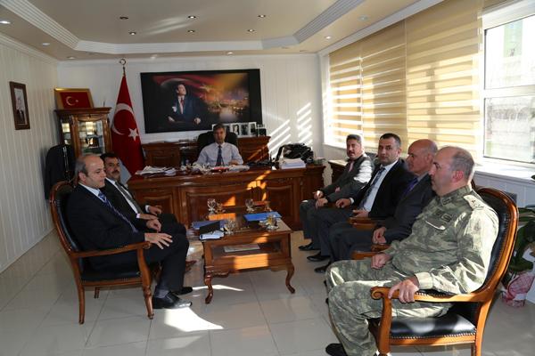 Şanlıurfa'da YGS güvenlik toplantısı yapıldı