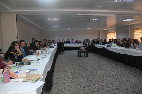 Mevsimlik tarım işçilerine yönelik seminer