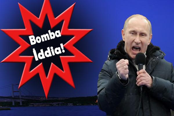 'Putin Müslüman oldu'iddiası!